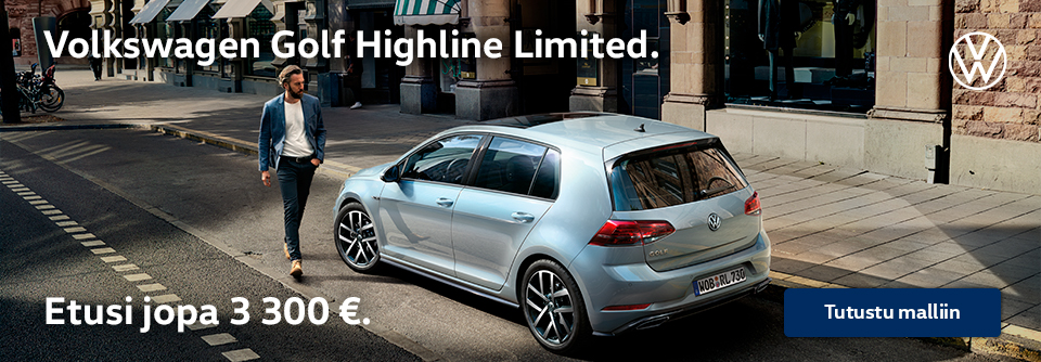 Volkswagen Golf Highline Limited